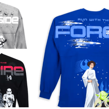 runDisney Star Wars Spirit Jerseys