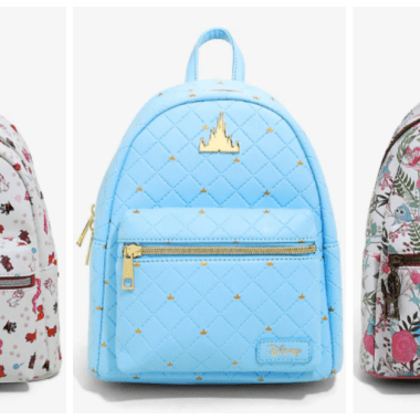 Disney Loungefly Backpacks