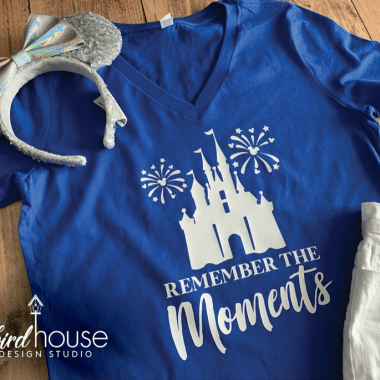 Remember the Moments Tee