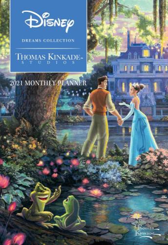 Thomas Kinkade Disney Pocket Planner