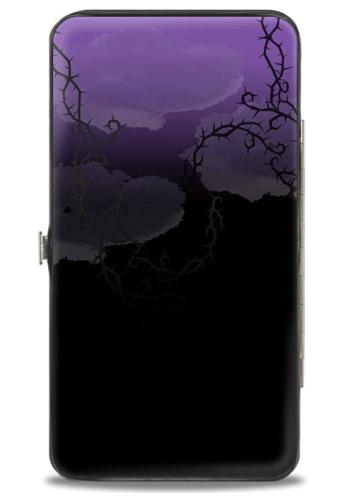 Maleficent Buckle-Down Wallet