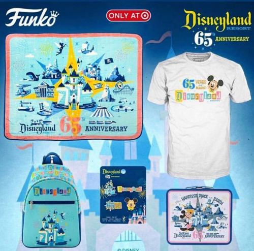 Disneyland Funko Collections