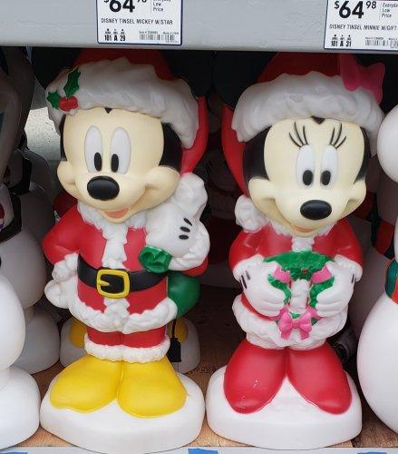 Disney Christmas Decorations