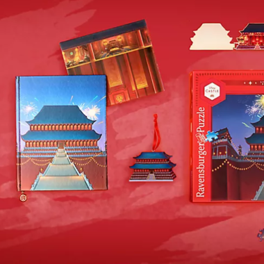 Mulan Castle Collection