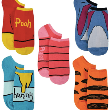 Winnie The Pooh Sock Set