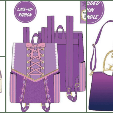 Rapunzel Loungefly Collection