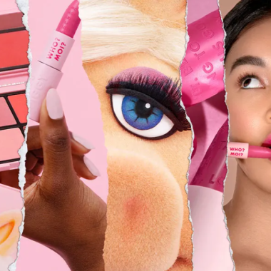 Miss Piggy Makeup Collection