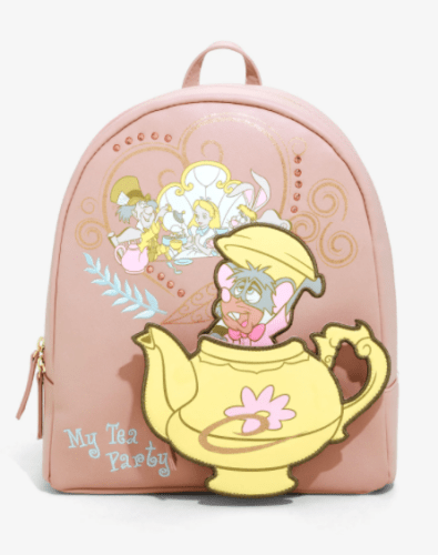 Mad Tea Party Backpack