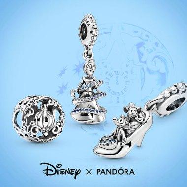 Cinderella Pandora Collection