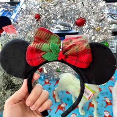 Holiday Minnie Ears