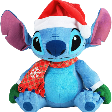 Stitch Christmas Plush