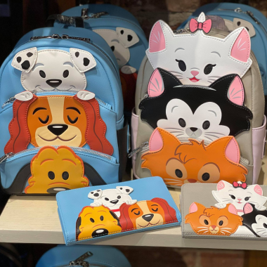 Disney Pet Loungefly Collection