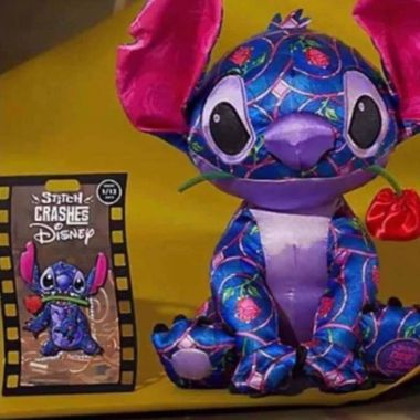 Stitch Crashes Disney Collection
