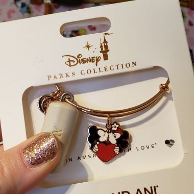 Mickey And Minnie Alex And Ani Bangle