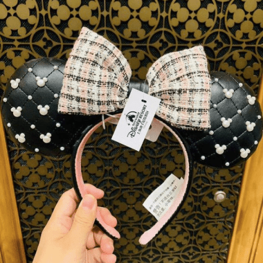 Fashionable Minnie Ears