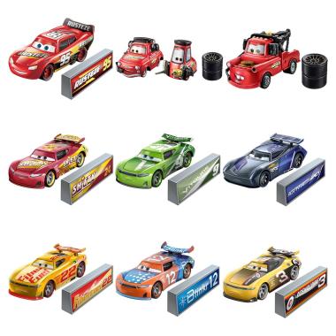 Cars NASCAR and Mattel Collaboration