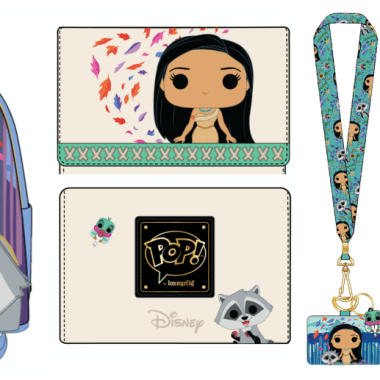Pocahontas Funko Pop Loungefly Collection