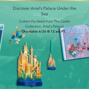 The Disney Castle Collection