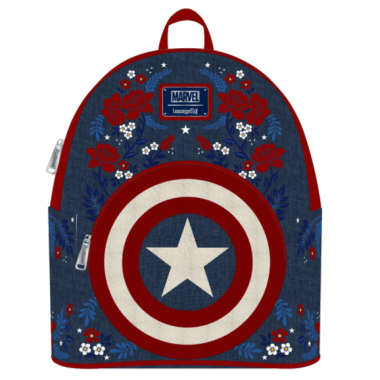 Captain America Loungefly Collection