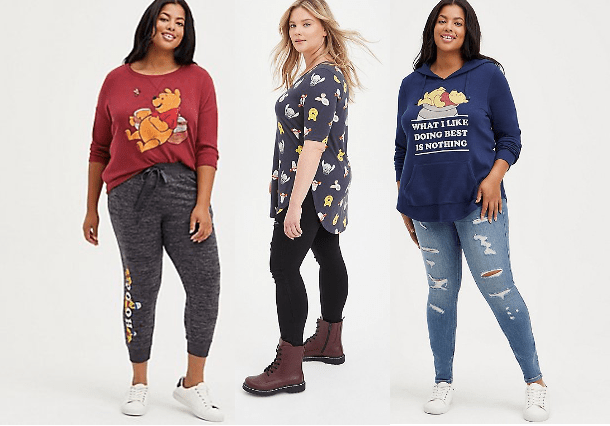 Winnie The Pooh Torrid Collection