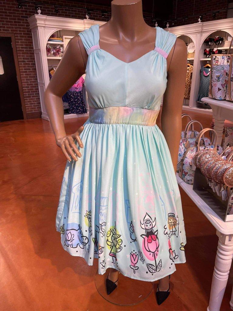 Small World Dress Shop Dress