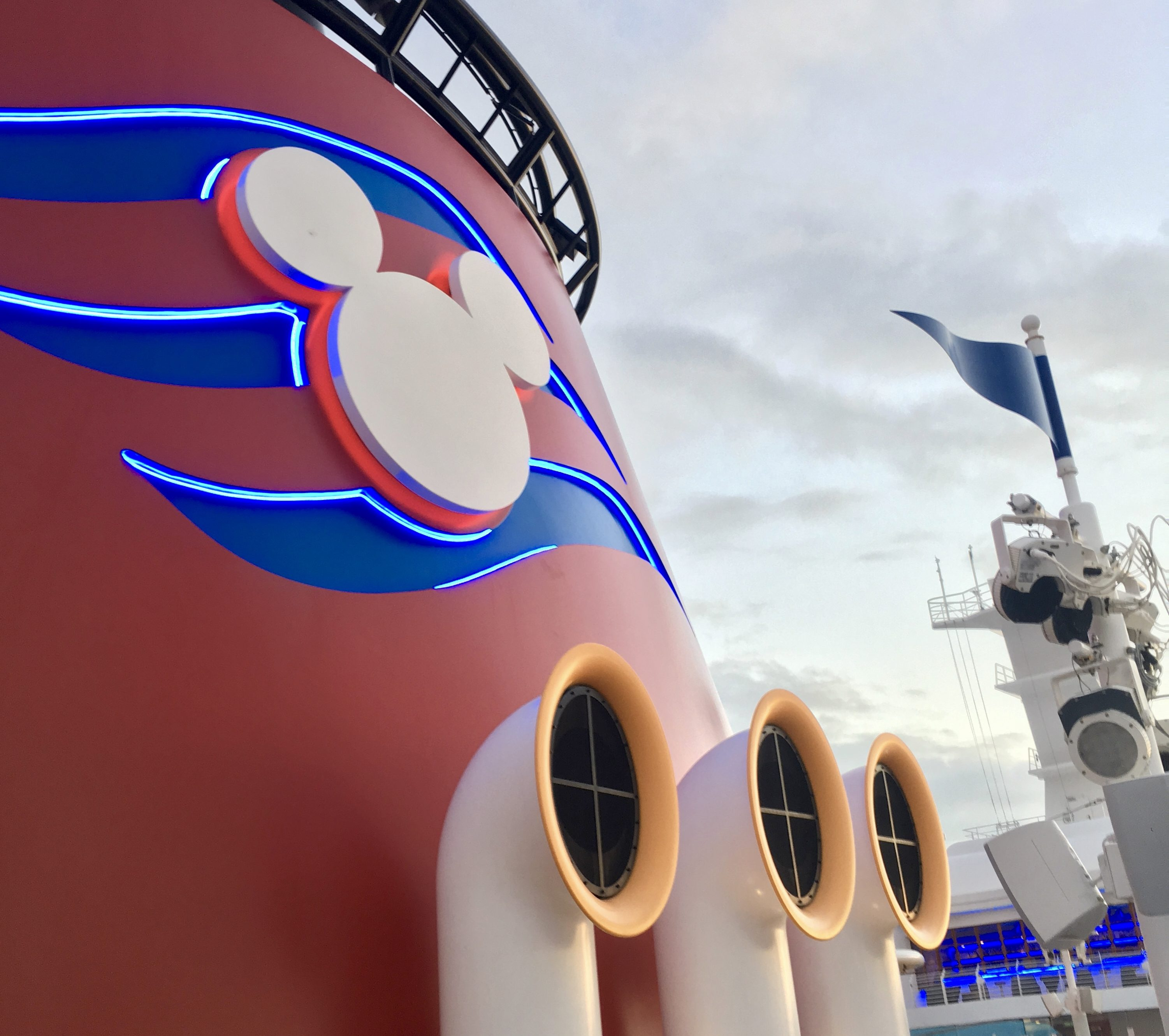 Disney cruising without the kids!
