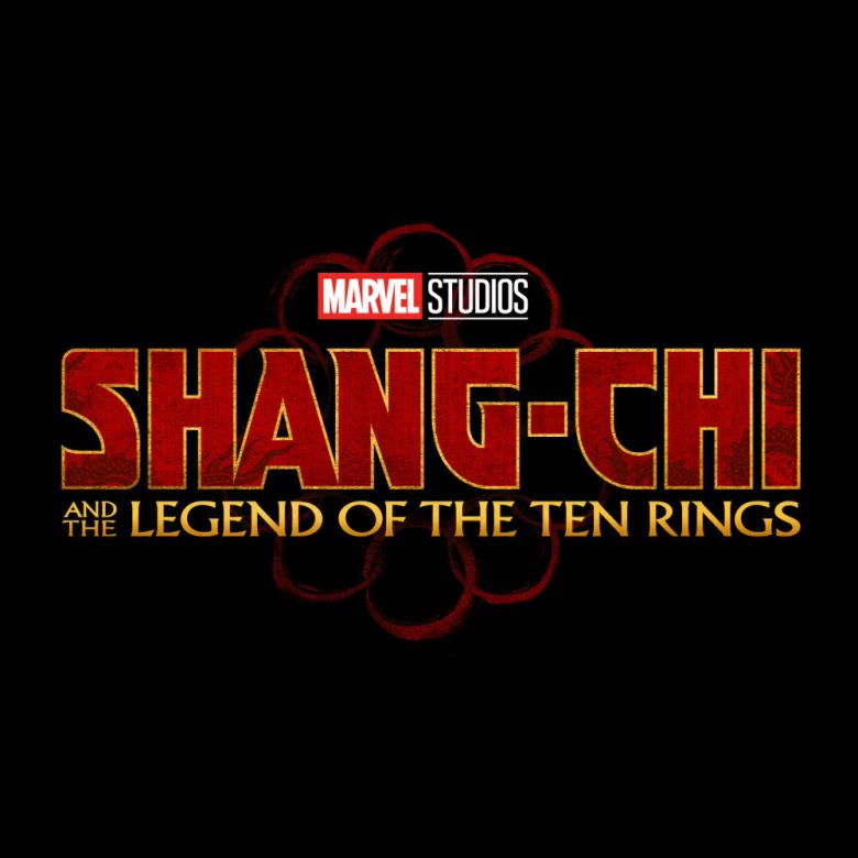 Logo de la serie de Marvel Shang-Chi and the Legend of the Ten Rings