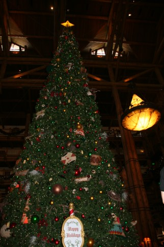 Animal Kingdom Resort Tree