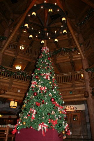 Wilderness Lodge Tree