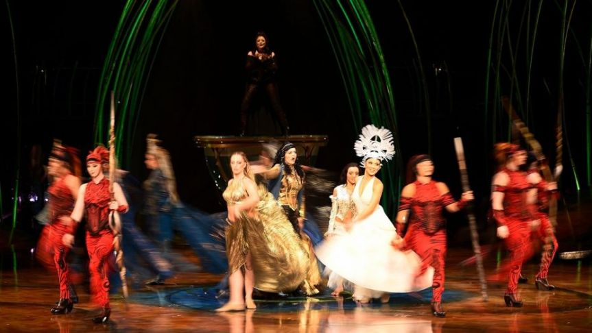 New Attraction in Disney World Being Planned by Disney and Cirque du Soleil