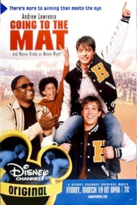 "Poster for the movie ""Going to the Mat"""