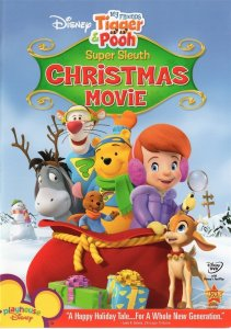 "Poster for the movie ""My Friends Tigger and Pooh Super Sleuth Christmas Movie"""