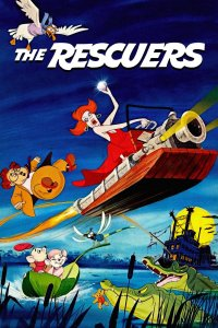 "Poster for the movie ""The Rescuers"""