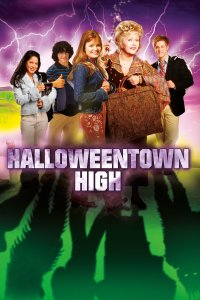 "Poster for the movie ""Halloweentown High"""