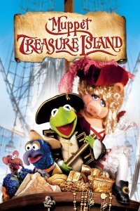 "Poster for the movie ""Muppet Treasure Island"""