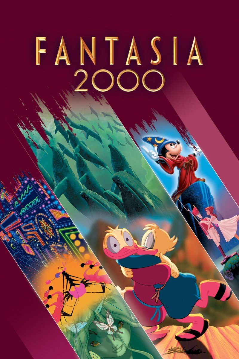 Fantasia 2000 Disney Movies List