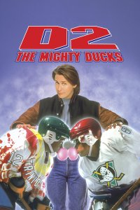 "Poster for the movie ""D2: The Mighty Ducks"""