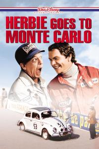 "Poster for the movie ""Herbie Goes To Monte Carlo"""