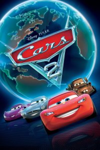 "Poster for the movie ""Cars 2"""