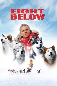 """Poster for the movie """"Eight Below"""""""