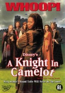 "Poster for the movie ""A Knight in Camelot"""
