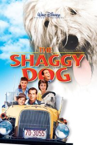 "Poster for the movie ""The Shaggy Dog"""