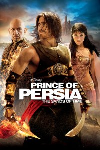 "Poster for the movie ""Prince of Persia: The Sands of Time"""