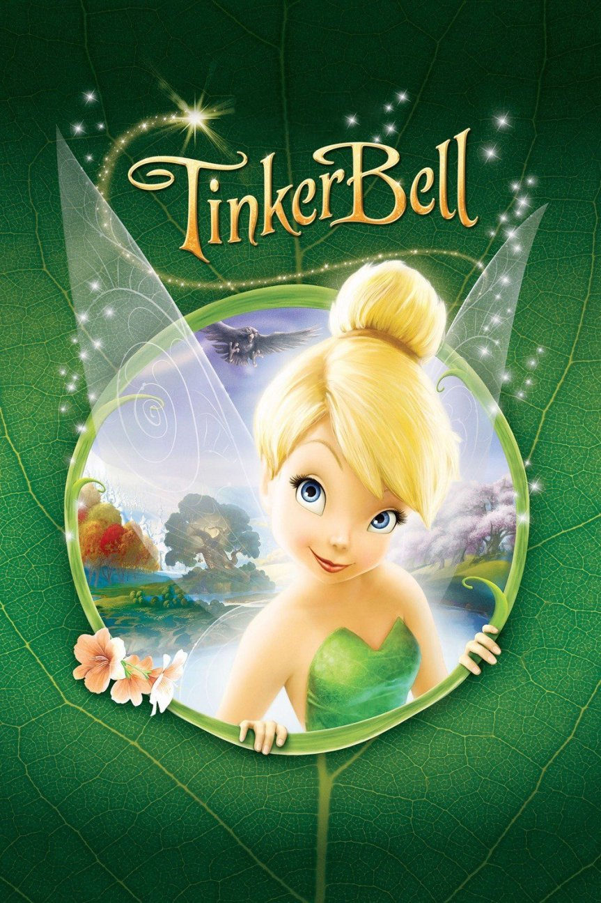 "Poster for the movie ""Tinker Bell"""