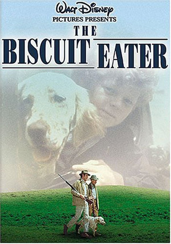 "Poster for the movie ""The Biscuit Eater"""