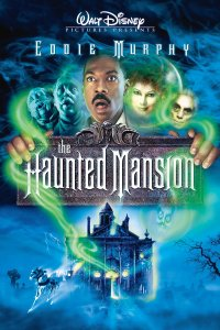 "Poster for the movie ""The Haunted Mansion"""