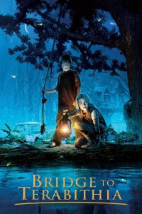 "Poster for the movie ""Bridge to Terabithia"""