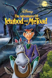 "Poster for the movie ""The Adventures of Ichabod and Mr. Toad"""