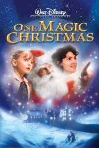 "Poster for the movie ""One Magic Christmas"""