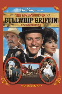 "Poster for the movie ""The Adventures of Bullwhip Griffin"""